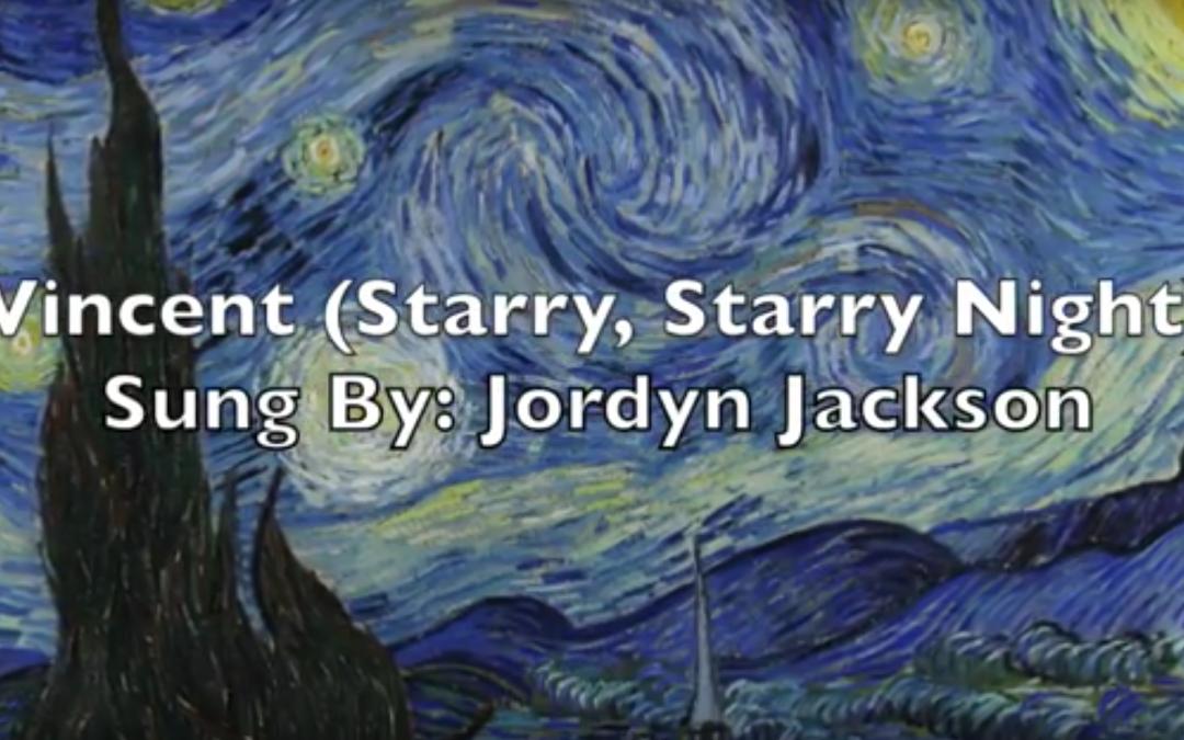 Starry Starry Night by Jordyn Jackson
